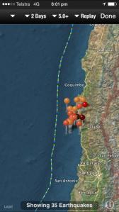 Chile quakes 17 9 2015