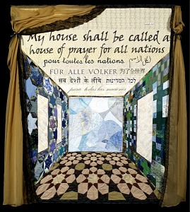 My house of prayer for all nations