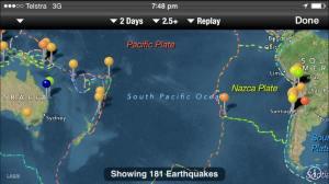 Pacific Rim Quakes 17 9 2015