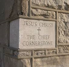 Jesus Christ my cornerstone