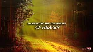 atmosphere of heaven
